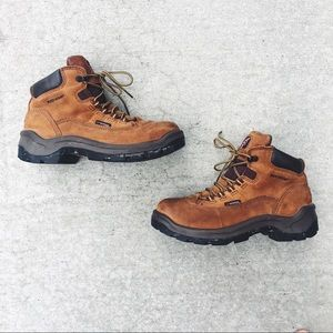 Red Wing Safety Work Boots